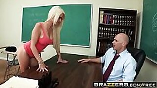Brazzers - big mangos at school - (alexis ford) (...