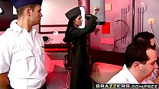 Brazzers - big bazookas in uniform - the vagina for r...