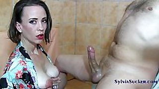 Sylvia chrystall majestic japanese cook jerking and ...