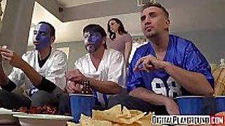 Trophy white doxy touchdown chanel preston cheats on ...