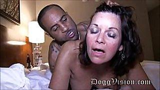 50 year old swinger non-professional black cock sluts gilf makes a porn movie scene