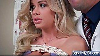 Gorgeous slut patient (jessa rhodes) seduce and...