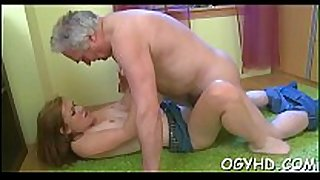 Old guy wishes for juvenile hole