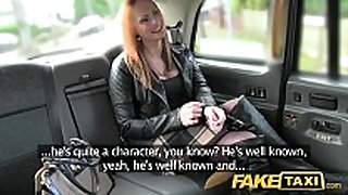 Fake taxi lucky cabby gets big natural milk cans