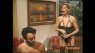 Extremely slutty chap enjoys being spanked and wh...