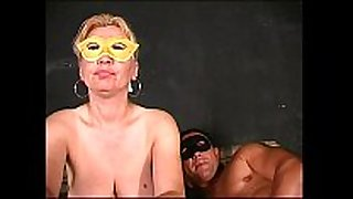 Masked milf wishes greater amount and greater amount sex!