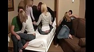 Swinger orgy 4 couples -more at myxxcam.com