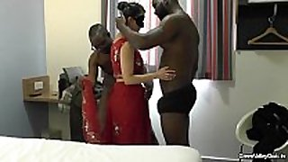 Indian punjabi white BBC whore hotel bbc meet - part 1 - g...