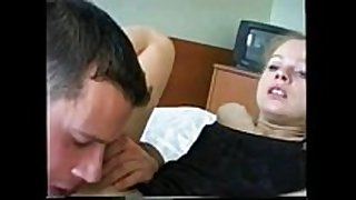 Ukraine excited white lewd horny white wife fuck with his boyfriend