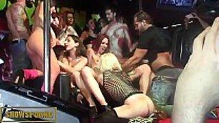 Spanish pornstars outstanding orgy