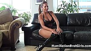 Dominatrix richelle ryan makes you her cuckold