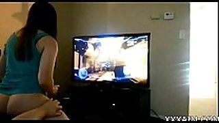 Every gamer dream. free webcams on xxxaim.com