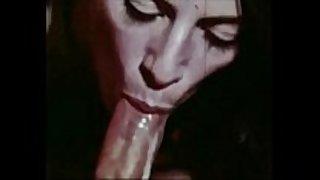 Vintage cum in face hole compilation