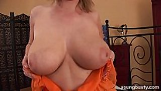 Busty young rachel gets screwed and jizzed