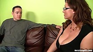 Eva notty can not live out of going after hard wang stud!