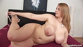 Busty youthful tiana fuck a large fake ding-dong