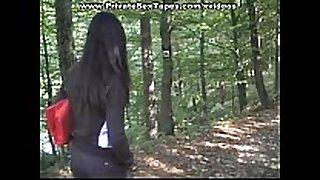 Video non-professional sex with wicked non-professional white slut fucking nud...