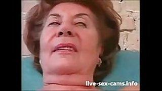 Granny anal porn - german granny anal sex