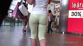 Big butt spandex