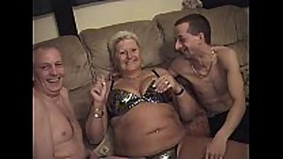 Amateur males with aged fatter matures