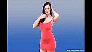 Jess breasty dance