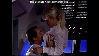 Porn fuck movie scene with pilot in his specific cabin