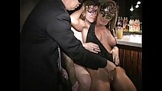 Big teat masked milf carla eats out impure cleft and ...