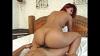 Gabby - redhead brazilian with a great butt