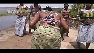 Mapouka nouvelle butt dance