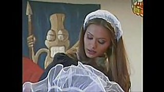 Eva roberts - french maid