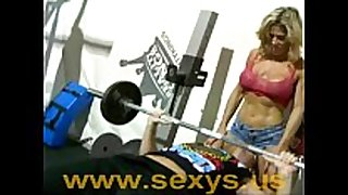 Muscle cheating wife stripped