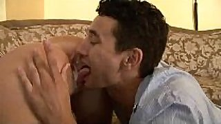 Swingers fucking and creampie eating