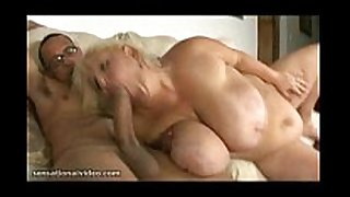 Huge tit bbw mommy bonks biggest schlong
