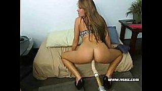 Pornstar ella milano sex machine web camera