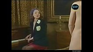 Mature black strapon wench and youthful dilettante amateur wife
