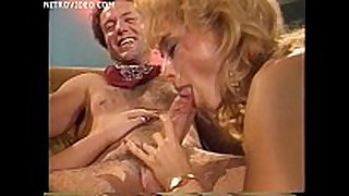 Jeanna fine and nina hartley the one and the other engulfing a dude...