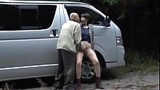 Asian japanese milf outskirts sex - part2 on hd...