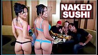 Bangbros - exposed sushi with asian pornstar asa ...