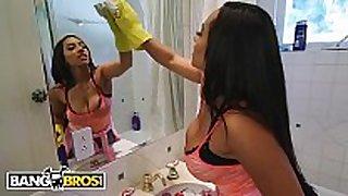 Bangbros - my bawdy maid priya price has big ti...